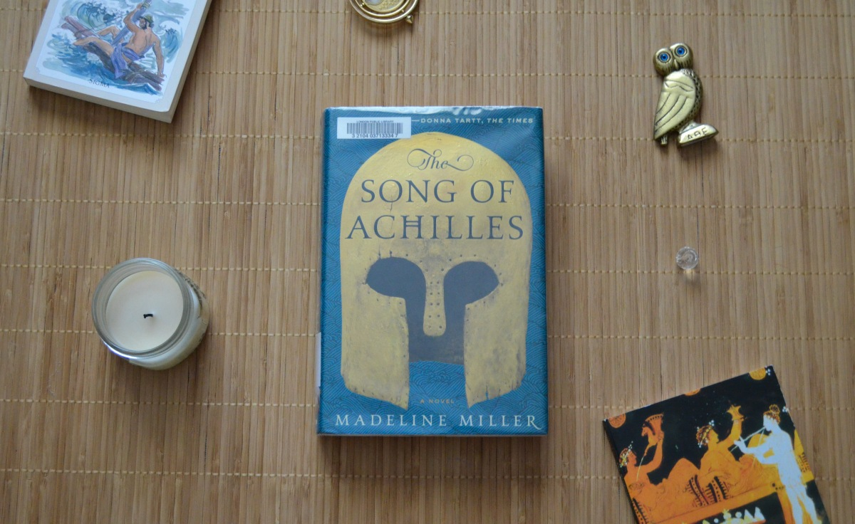 September Reads: THE SONG OF ACHILLES by Madeline Miller
